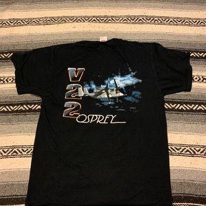 V22 Osprey Airplane Tee